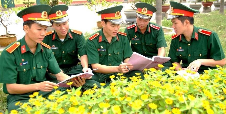 Cách tính điểm chuẩn quân đội 2019