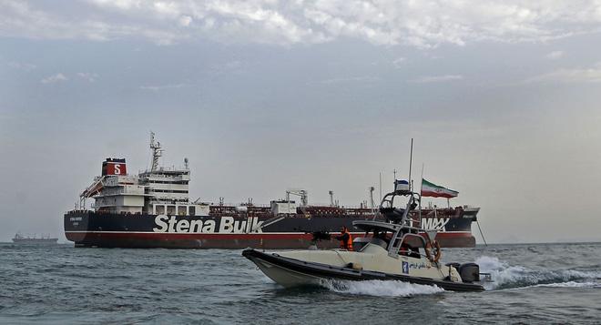 CẬP NHẬT: Iran tuyên bố tàu cá gửi tín hiệu kêu cứu khẩn cấp - Lớn chuyện - Ảnh 4.