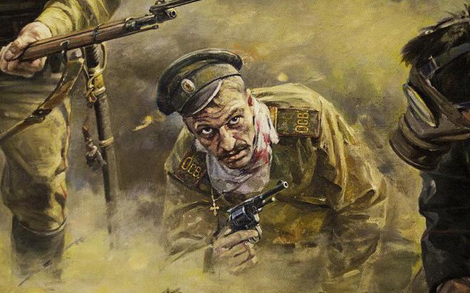 """Cuộc phản công bất ngờ của các binh sĩ Nga """"tử trận"""" đẩy lui quân Đức - Ảnh 2."""