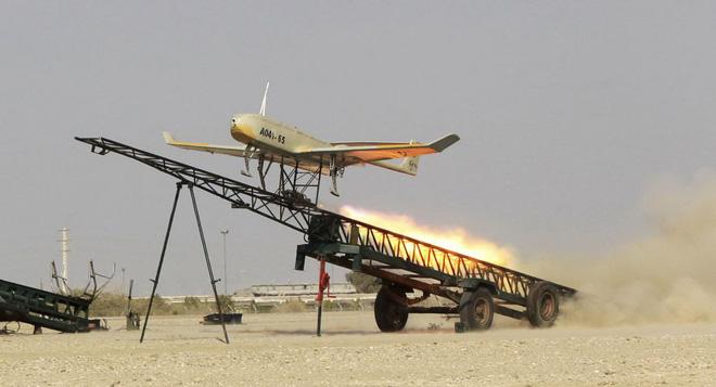 CẬP NHẬT: Mỹ đã tiêu diệt 2 máy bay UAS của Iran - Nhiều tình tiết mới gay cấn? - Ảnh 1.